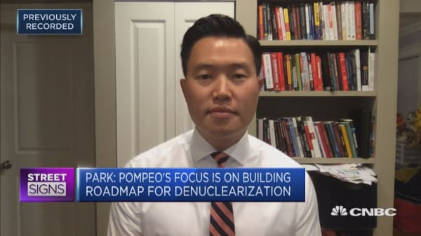 Pompeo's meeting with Kim is 'a net forward movement': Professor