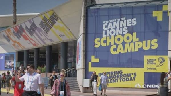 What can marketers get out of going back to school in Cannes