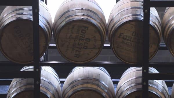Tariffs hit whiskey distillers