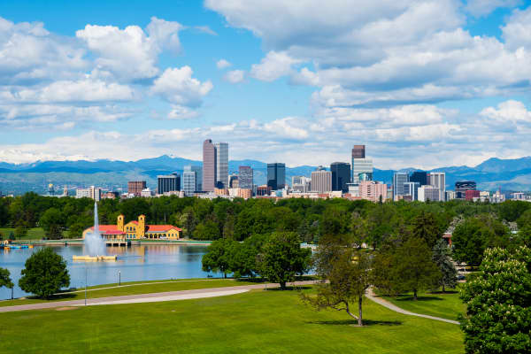 Denver's economy is solid, and it has a strong, educated workforce. It also has the nation's fourth-largest concentration of science, technology, engineering and math (STEM) employees.