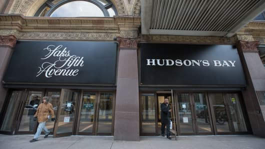 Saks Fifth Avenue  is poised to open in Toronto as the company takes over the former Hudson Bay Company flagship store at Queen Street and Yonge Street in downtown Toronto.