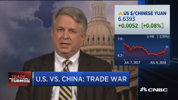 Neither China or the United States is going to back down in the trade war: Jeff Moon