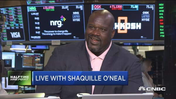 Shaquille O'Neal on LeBron's Lakers deal and his business investments
