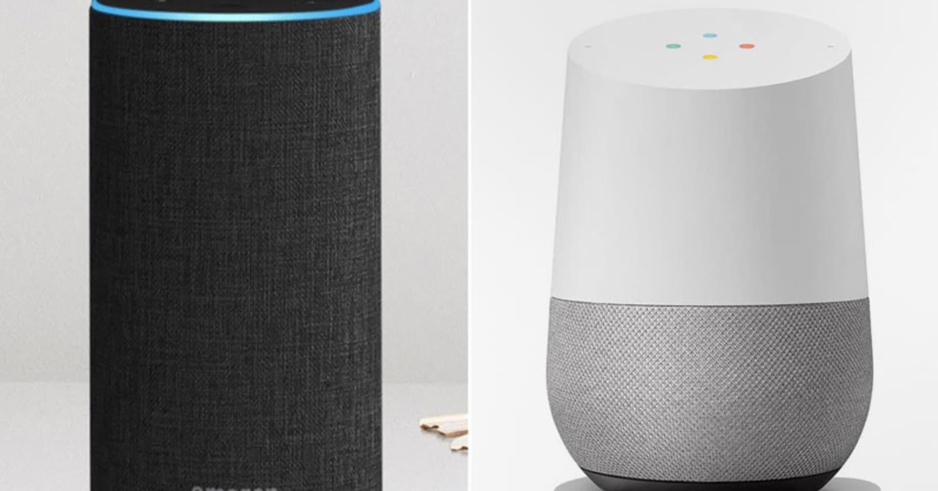 Amazon Alexa Vs. Google Home: Ad Agencies Weigh In