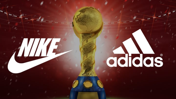 5c484650ed5 Nike and Adidas at the World Cup