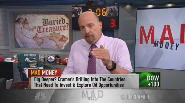 Biggest problem in oil space creating great investments