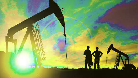 Oil continues to represent a core industry in Texas.