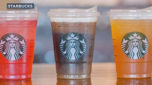 Starbucks to ditch plastic straws from all stores by 2020