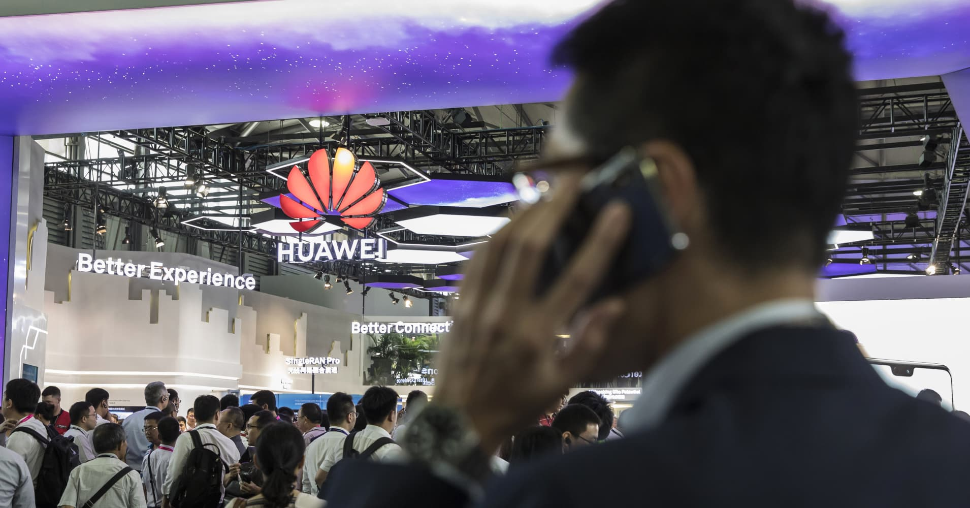 US government reportedly asked allies to avoid using equipment manufactured by China's Huawei