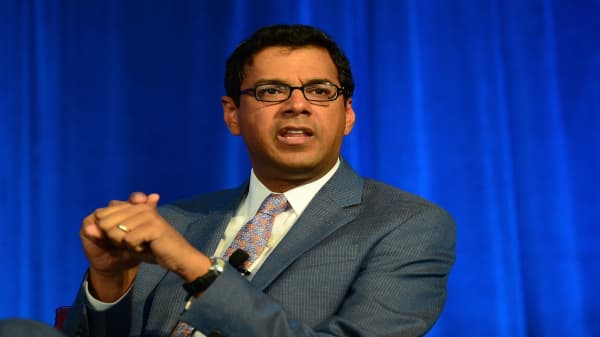 It's Dr. Atul Gawande's first day on the job as CEO of health care venture