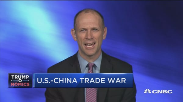 If trade wars escalate it will pull us all into a recession, says Austan Goolsbee