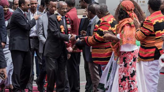 Ethiopia Eritrea Declare End To War Economies Could Benefit