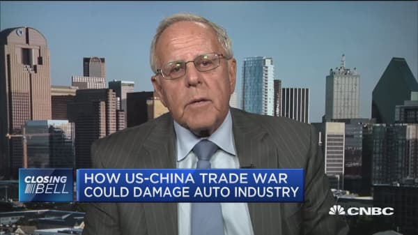 How US-China trade war could damage auto industry: Former Toyota exec