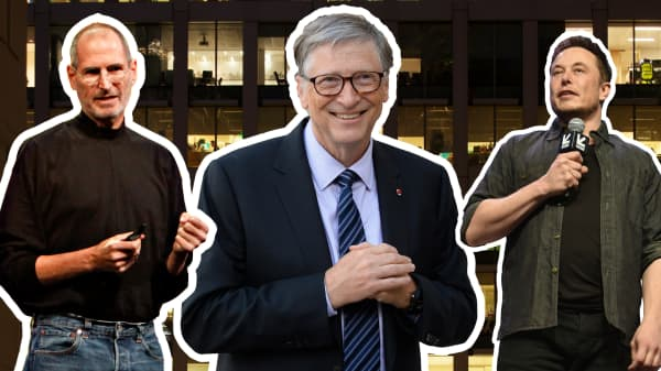 How summer internships helped Steve Jobs, Bill Gates and Elon Musk figure out their future careers