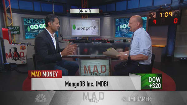 MongoDB CEO: IBM is helping us seize on a $60 billion market opportunity