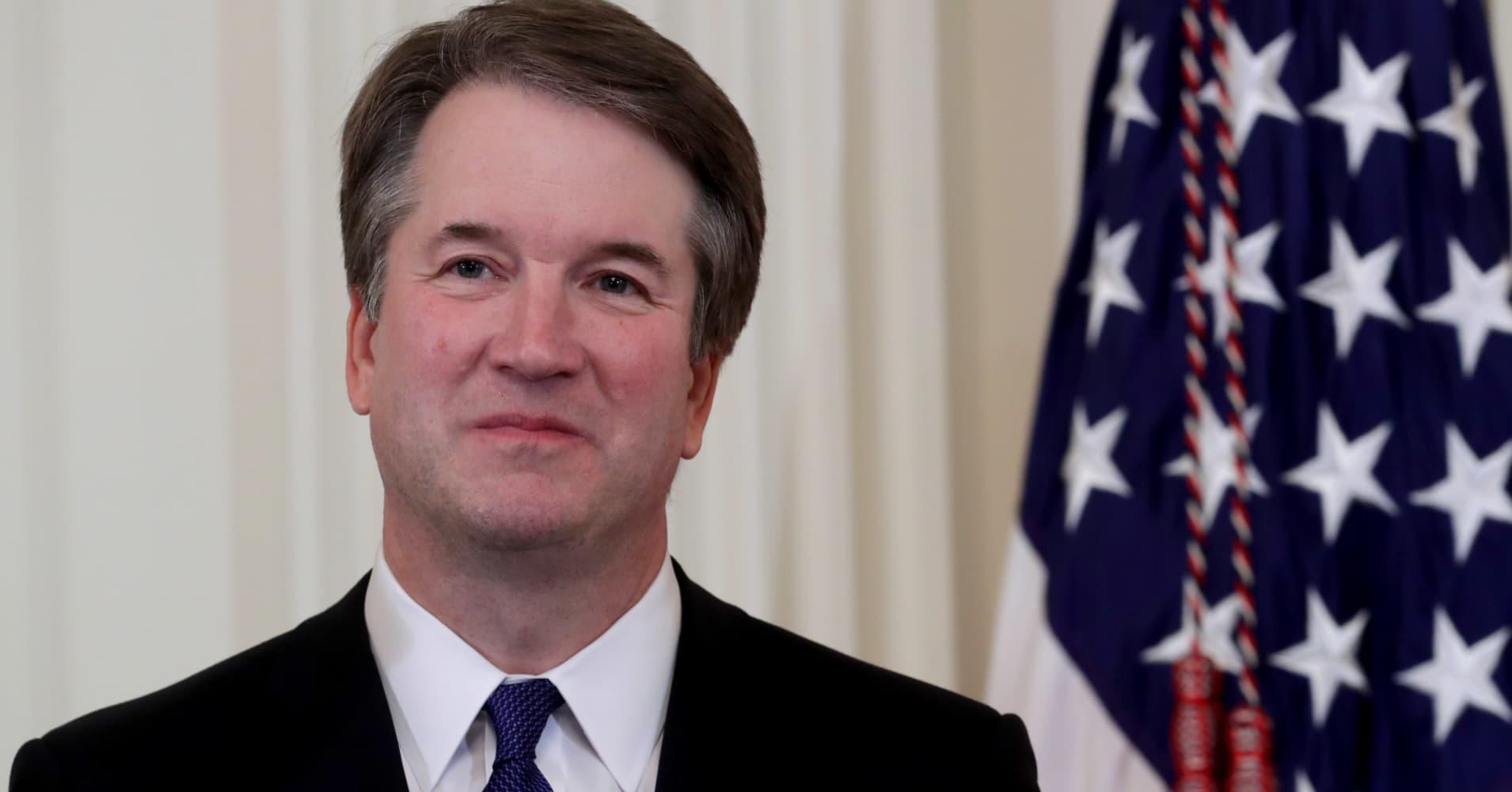 Supreme Court nominee Brett Kavanaugh racked up serious credit card debt. Don't be like Brett