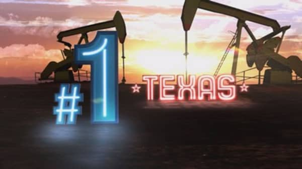 Top States for Business: Texas nabs top spot