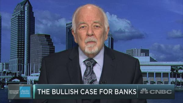 Dick Bove: Banks positioned to stage strong rally on earnings