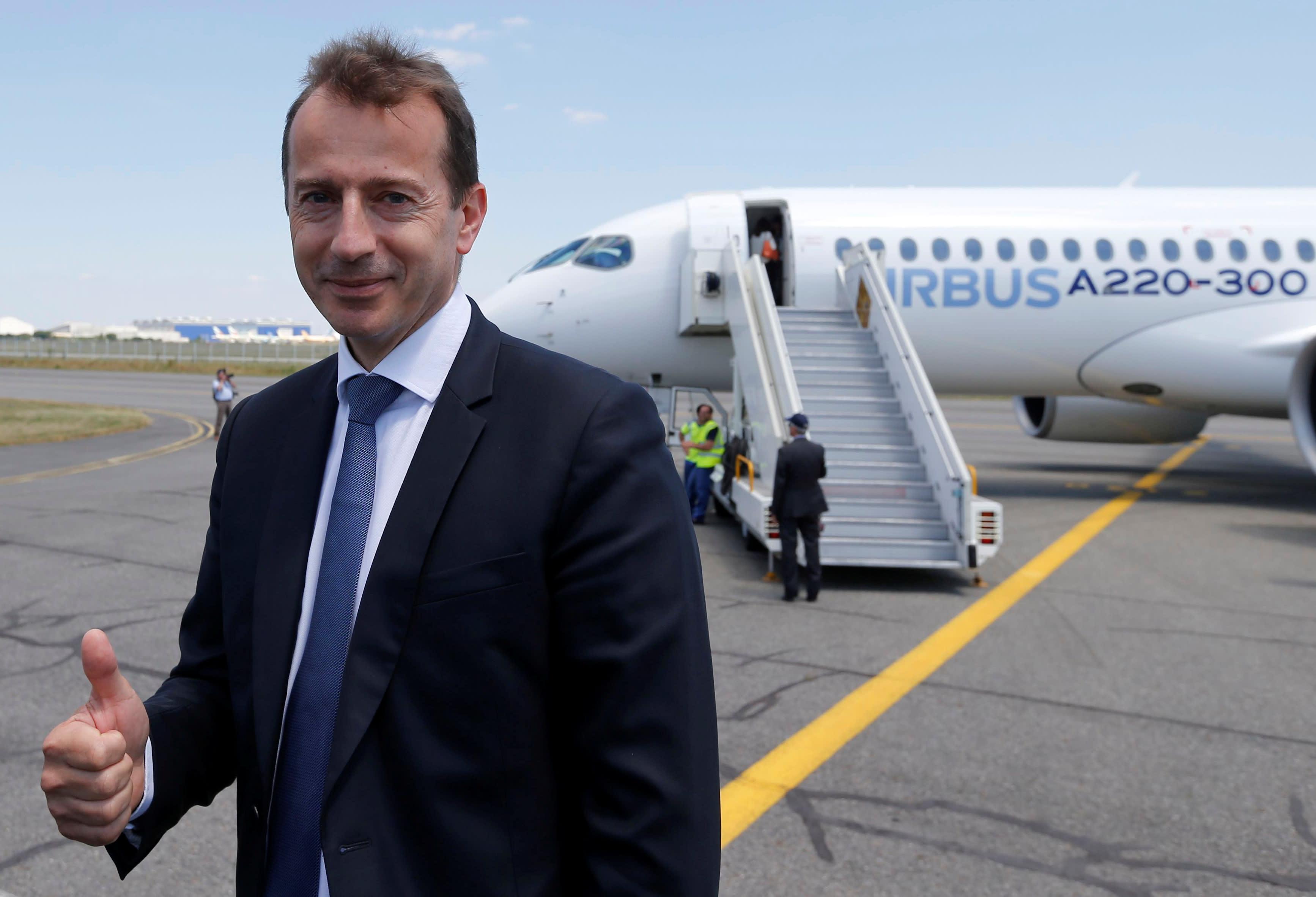 Resultado de imagen para guillaume faury Airbus