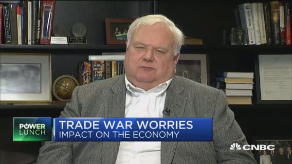 Former National Economic Council director weighs in on trade war worries