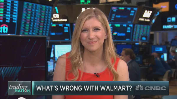 What's wrong with Walmart?