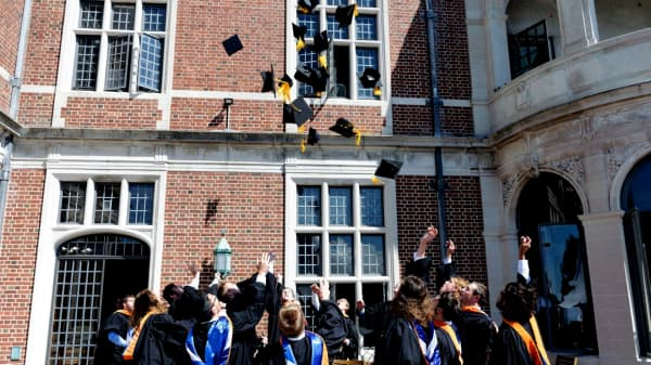 Students who graduate from this tiny tuition-free college make more than Harvard grads