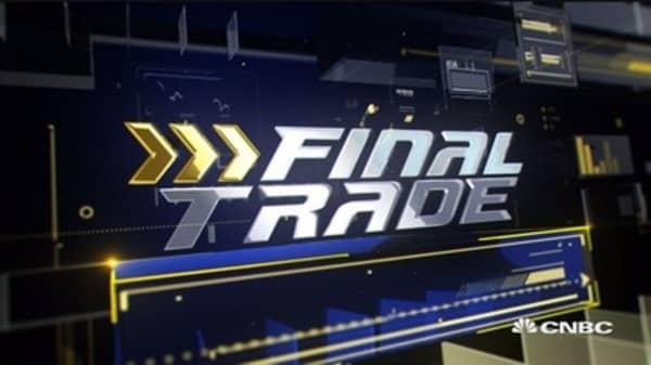 Final Trade: STZ, XLP & more