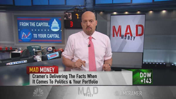 Cramer opines on Trump's Supreme Court pick: It's a 'subtle win' for business