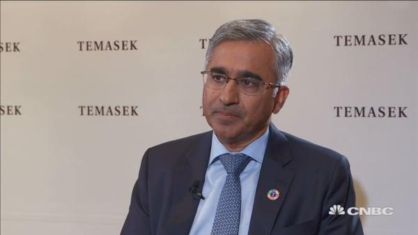 'Our base case is not a full-blown trade war': Temasek