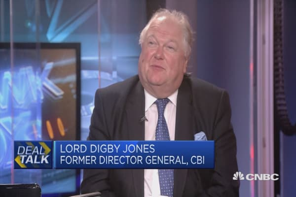 Lord Jones: Fox could add political 'tribalism' to Sky with deal