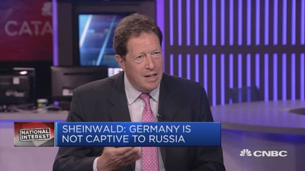 Truth is that Germany is not captive to Russia, says former UK diplomat