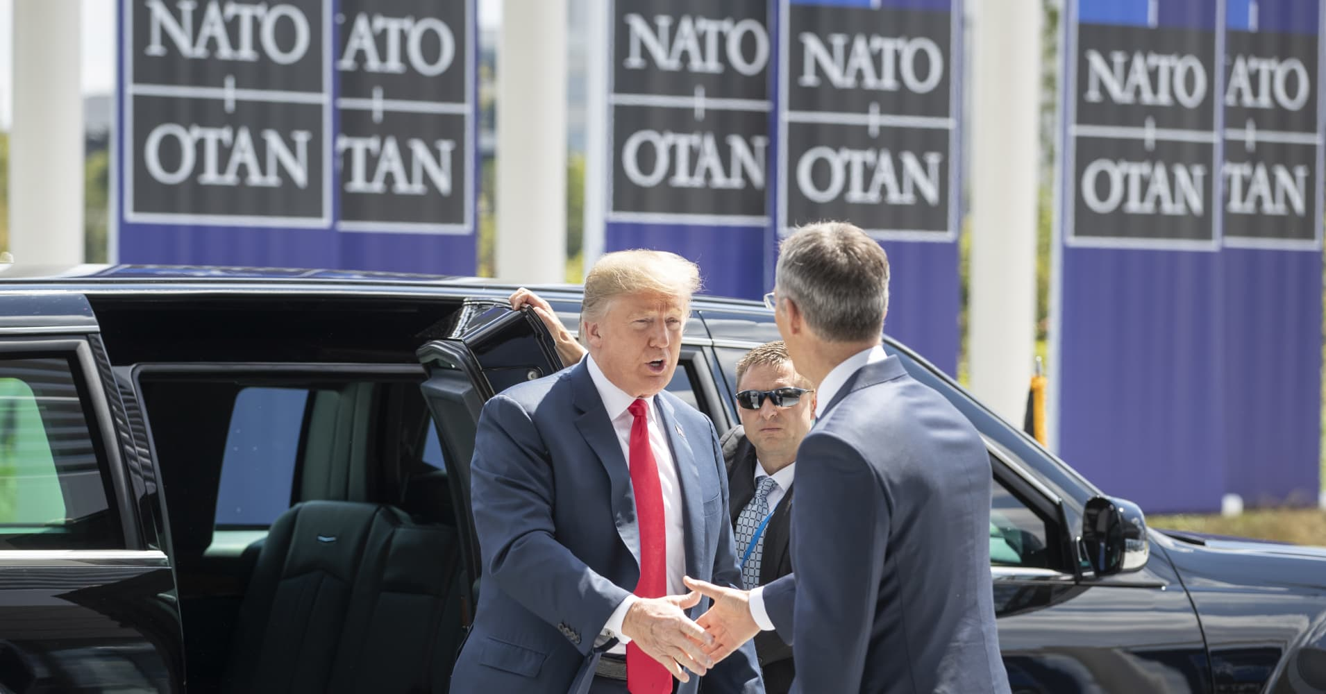 How Trump's NATO summit and Putin meeting could shape the future of the West