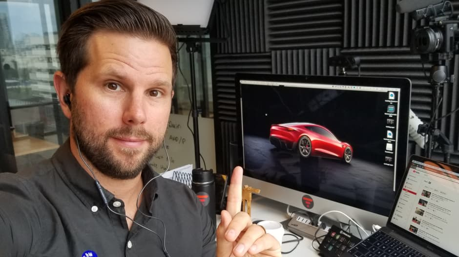 How this YouTube star referred $10 million in sales to Tesla—and won a free car