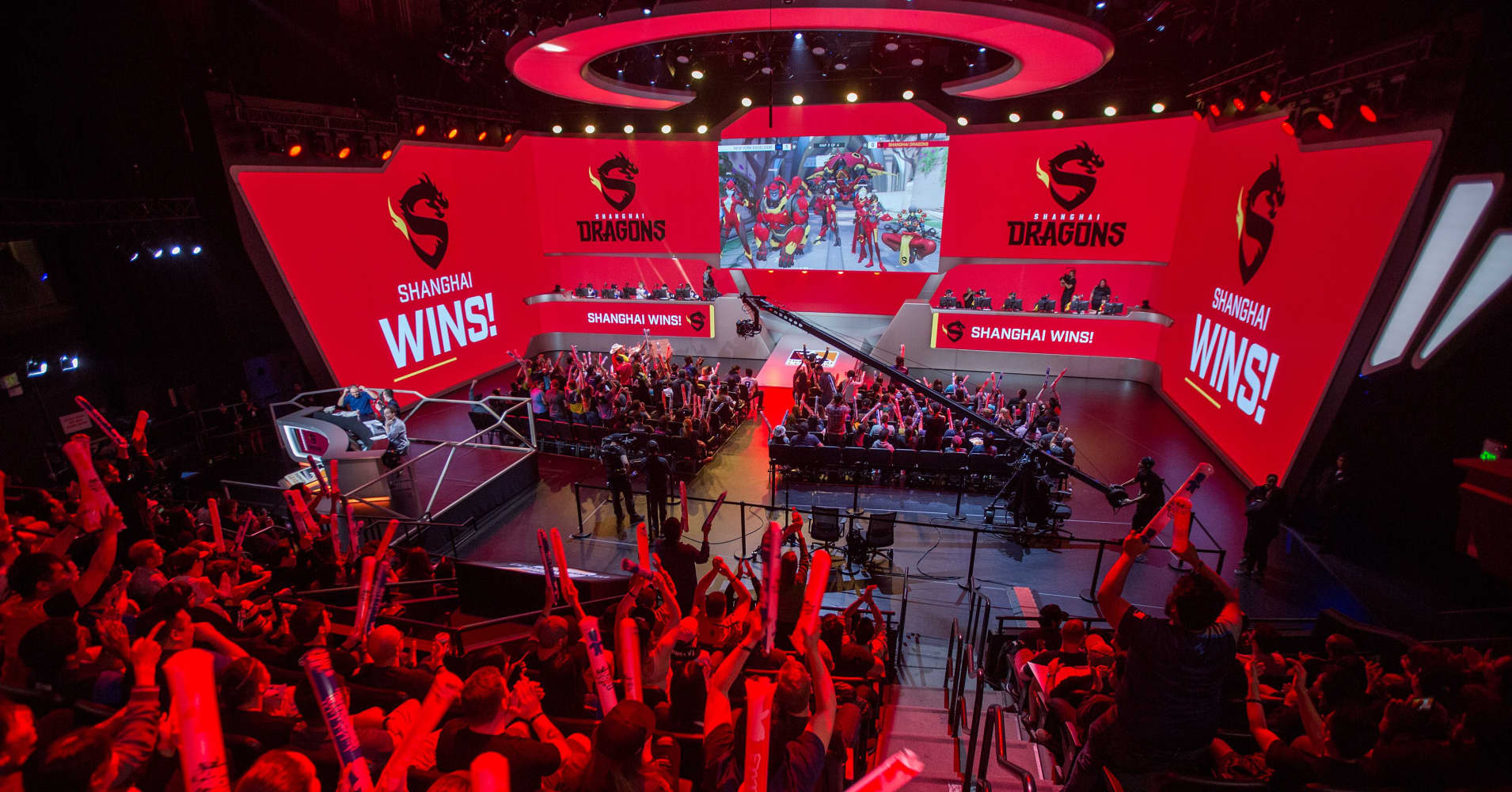 Overwatch hits the big time with ESPN broadcast deal