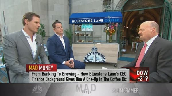 Bluestone Lane CEO and key investor explain how Australian coffee chain is taking on Starbucks