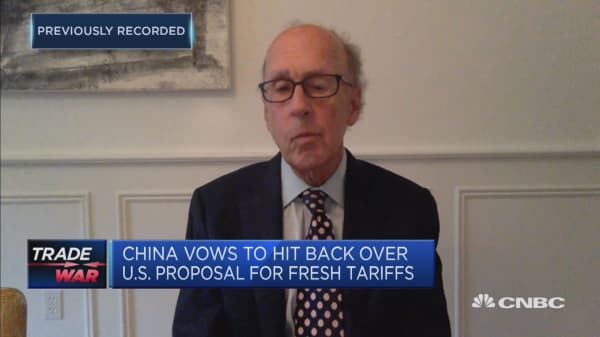 The US is 'on track to lose this trade war' with China: Professor