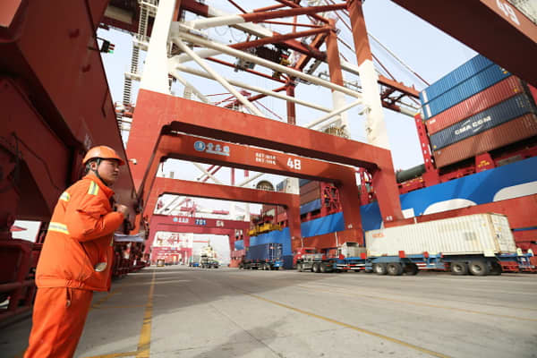 Trade tensions with China raise big concern from tech sector