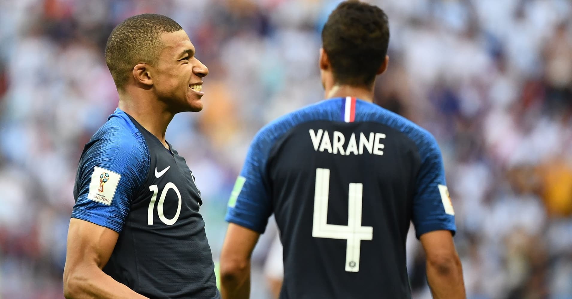France scores 2nd World Cup title with 4-2 win over Croatia