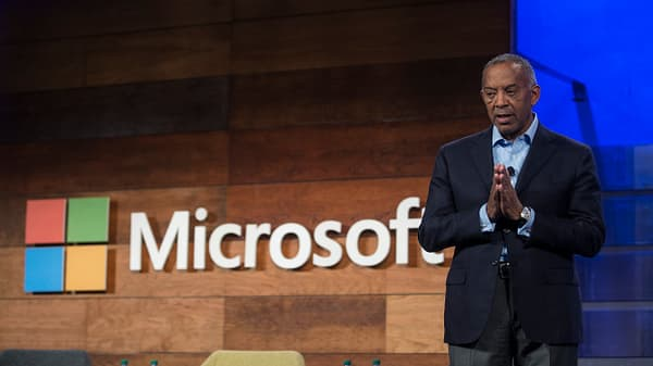 US workers will carry cost of the trade war: Microsoft Chairman
