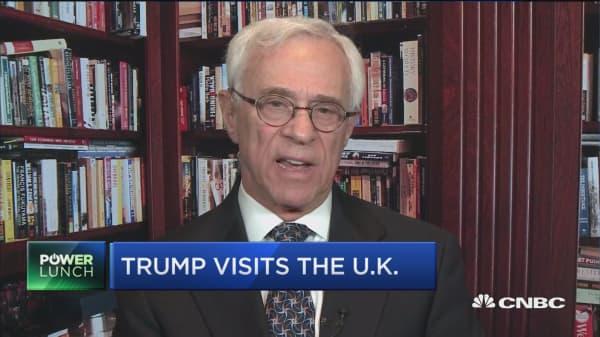 Trump's tough talk: Growing tensions with EU