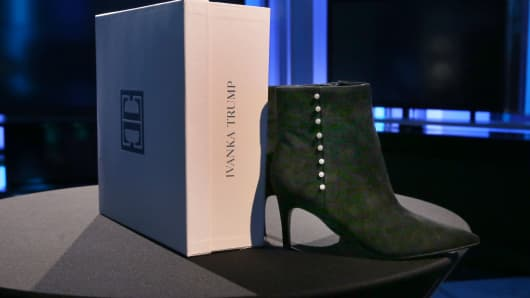 Shoes by Ivanka Trump