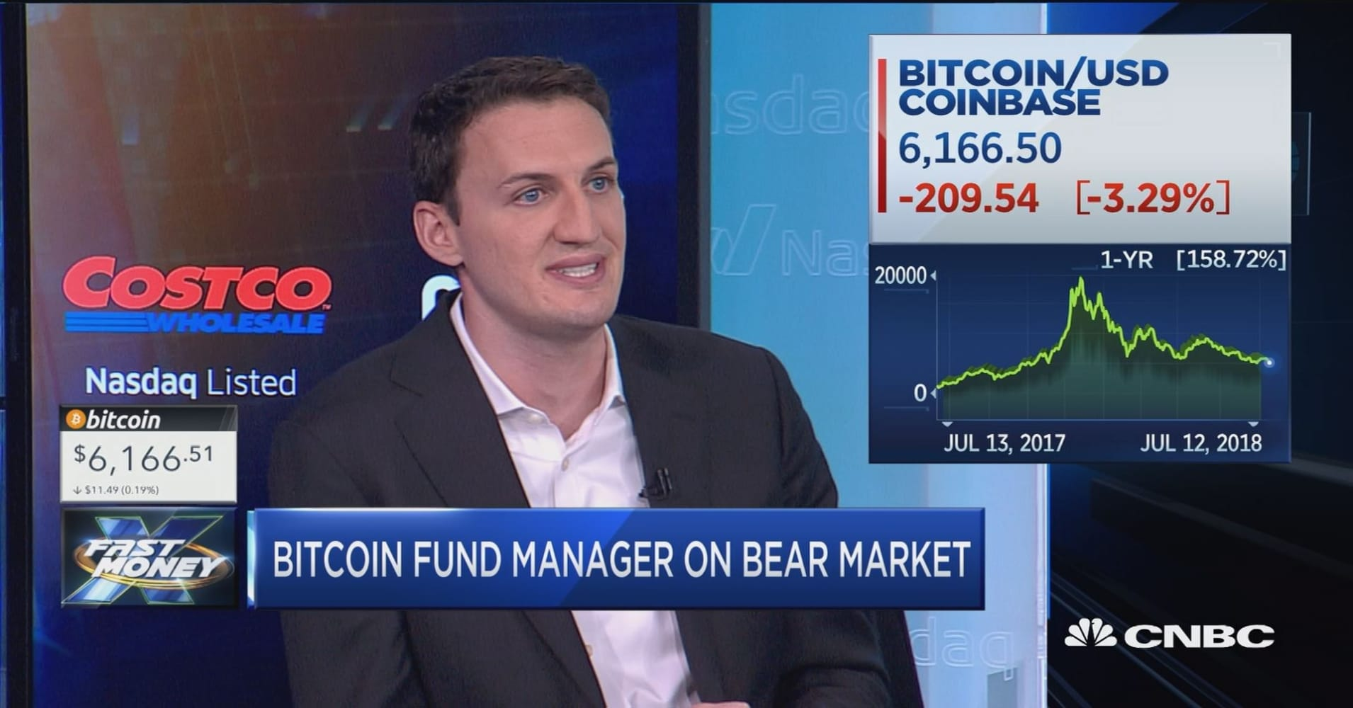 Bitcoin fund manager's crypto advice to his mom