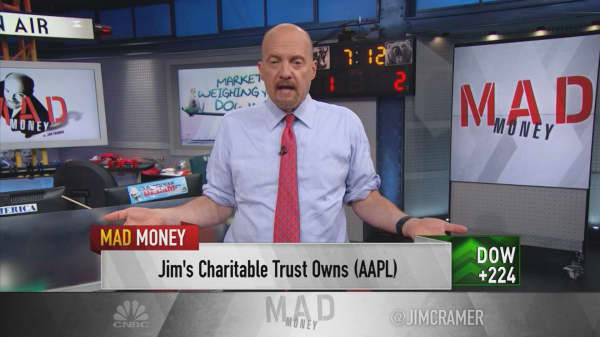 Cramer: Most market-watchers are wrong. Stocks just aren't that expensive