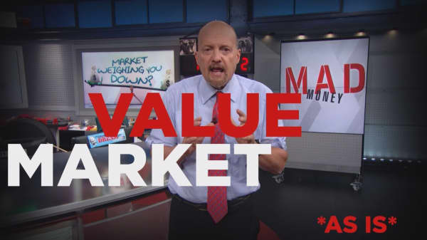 Cramer Remix: Investors can't see the reality of this market