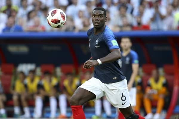 Here's How Much French Midfielder Paul Pogba Earns