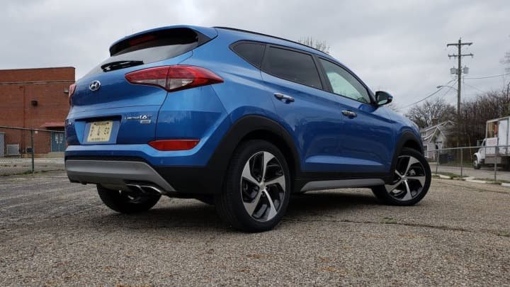 the 2018 hyundai tucson is a good bargain crossover
