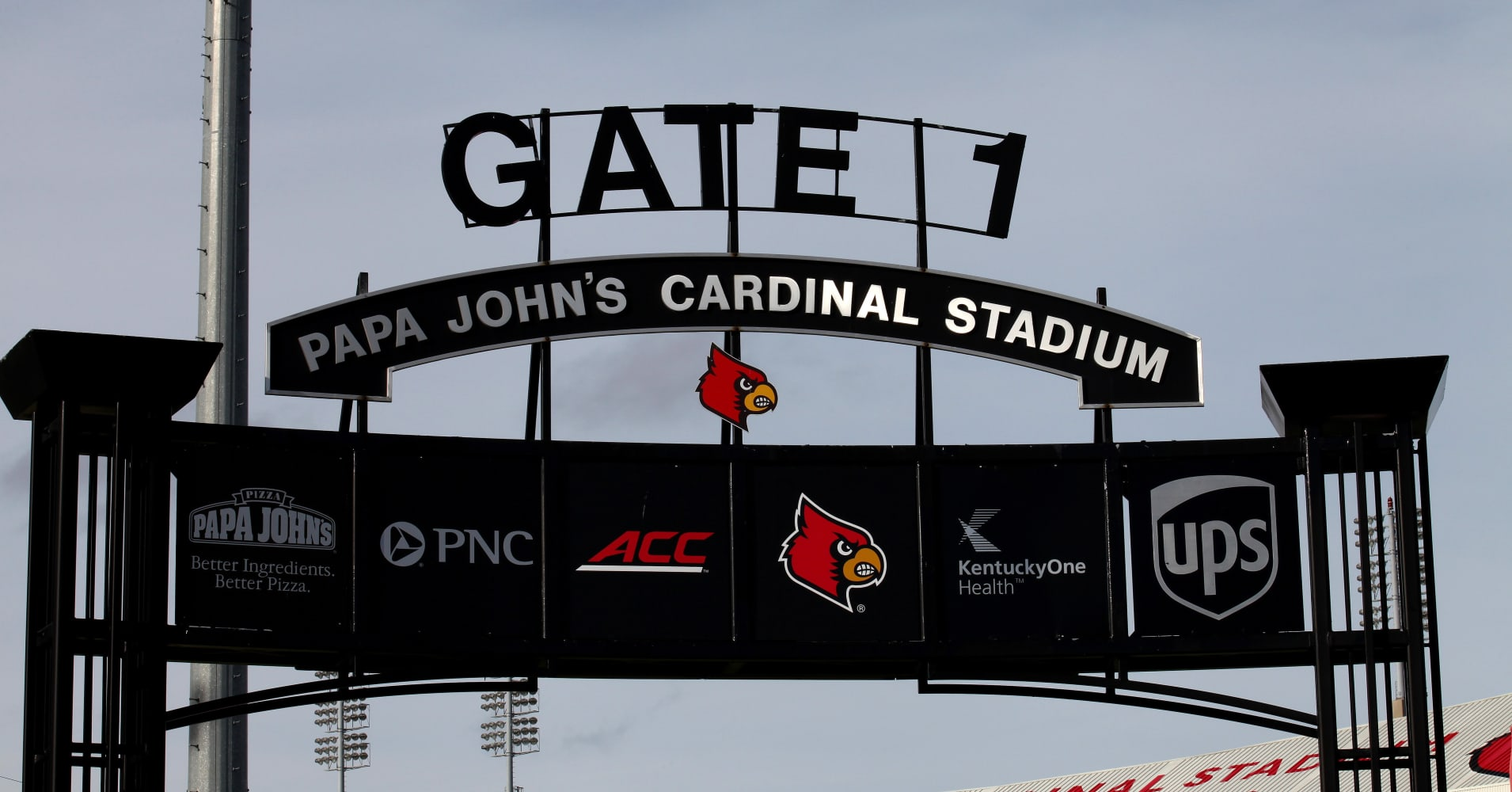 University of Louisville removes Papa John's name from ...