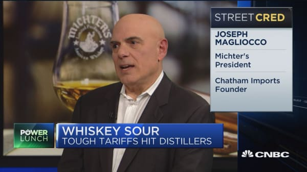 A distillery president gives his take on Trump's tariffs