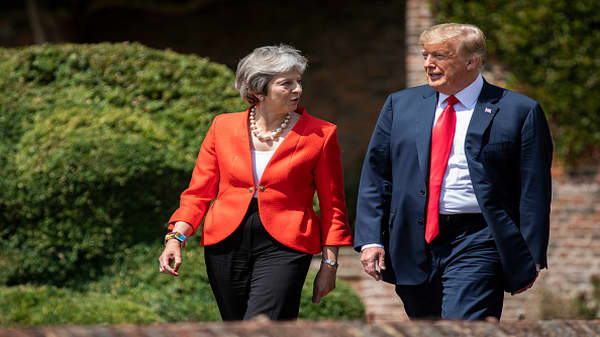 Trump UK visit: Impact on international relations