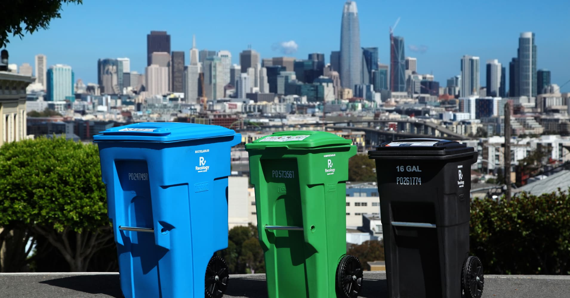 San Francisco leads the world when it comes to waste management